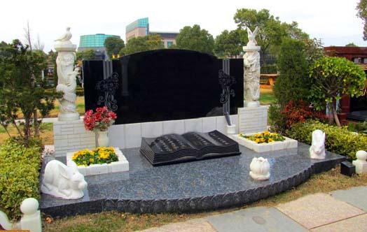 家族墓型设计 - powered by cmseasy图片
