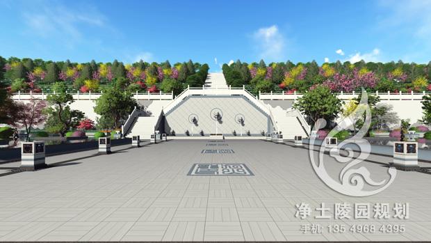 四川九龙山公墓规划方案